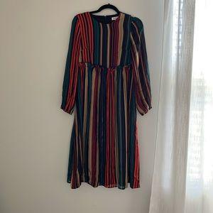 Boutique striped dress